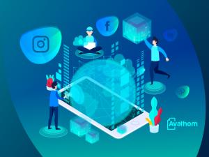 توسعه شبکه های مجازی