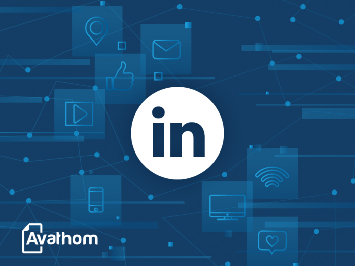 Linkedin, the introduction of parts of the network