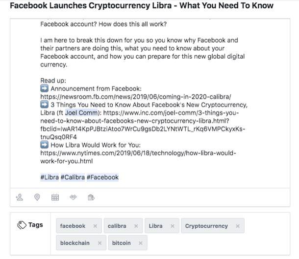 تهیه برنامه زمانی از چگونگی انتشار در لایو فیس بوک