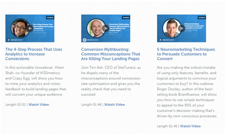 طراحی صفحه منابع در بازاریابی محتوا